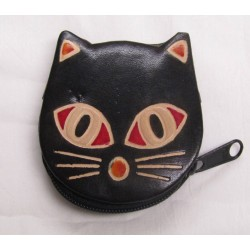Gringo Leather Black Cat...