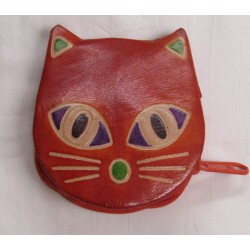 Gringo Leather Orange Cat...