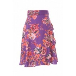 Patchouli Zara Purple Wrap...