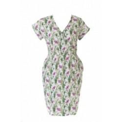 Patchouli Phyllis White Dress