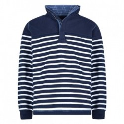 Lazy Jacks 1/4 Zip Stripe...