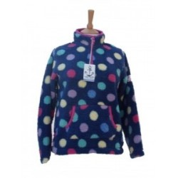 Lazy Jacks Snug Dotty Fleece