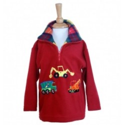 Ramblers Truck Trio Fleece