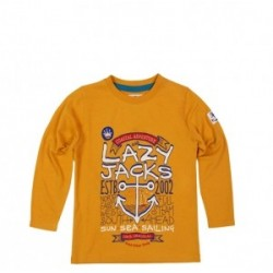 Lazy Jacks Printed T-Shirt