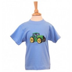 Ramblers Green Tractor T-Shirt