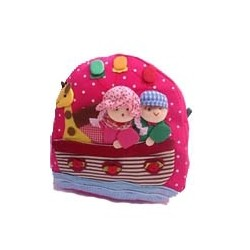 Kids Fun Boy Girl Ark Backpack