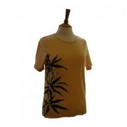 Poppy Print Daffodil T-Shirt