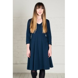 Nomads Fit & Flare Dress