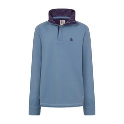 Lazy Jacks 1/4 zip Slate...