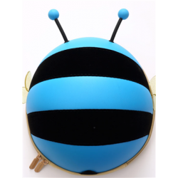 Bug Blue Backpack with reigns