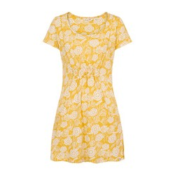 Lazy Jacks Printed Gorse Top