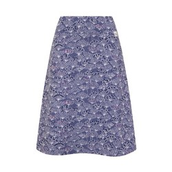 Lazy Jacks Denim Jersey Skirt