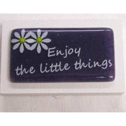 "Inspired Words ""Enjoy""..."