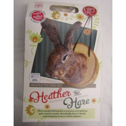 Heather The Hare Needle...