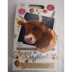 AngusThe Highland Cow...