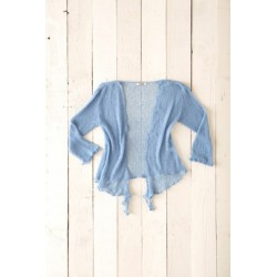 Gringo Loose Knit Pale Blue...