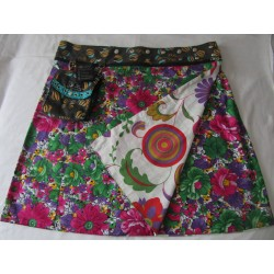 Zand Reversible Nicki Skirt