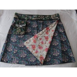 Zand Reversible Shelly Skirt