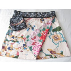 Zand Reversible Pamela Skirt